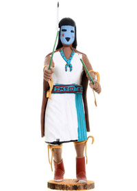 Vintage Hopi Comanche Kachina Doll 31478