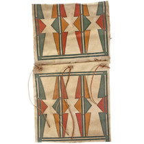 Native American Parfleche Bag 31600