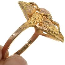 Vintage Gold Ring 31606