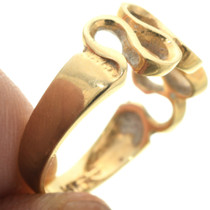 Classic Design Gold Ring