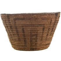 Vintage Pima Indian Basket Bowl