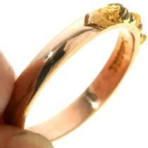 Black Hills 10K Gold Band Ladies Ring 31692