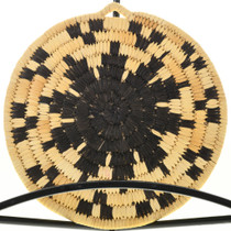 Vintage Papago Basket Weaving 31712