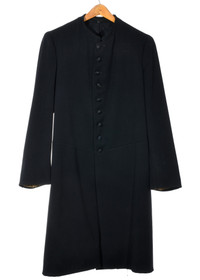 Vintage Reenactment 1800's Wool Coat 31730