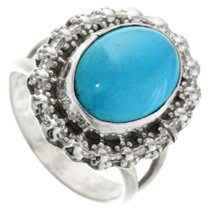 Native American Turquoise Ring 31754