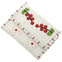 Plateau Indian Beaded Small Clutch 31844