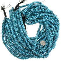 Blue Campitos Turquoise Beads 31900