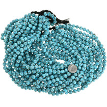 Round Turquoise Jewelry Supply 31901