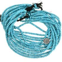 Kingman Turquoise Beads 31909