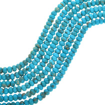 Natural Mona Lisa Turquoise Beads 31912