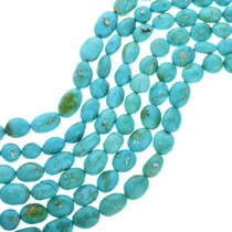 Natural Kingman Turquoise Beads 31915