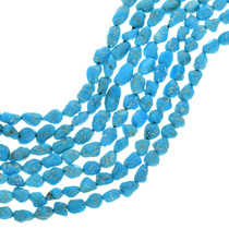 Natural Sleeping Beauty Turquoise Beads 31916