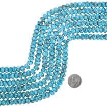 Spiderweb Turquoise Beads 31920