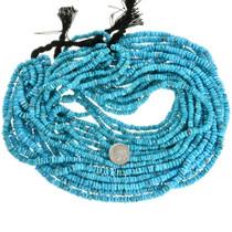 Santo Domingo Style Turquoise Heishi 31923