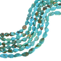 Kingman Turquoise Beads Beaded Jewelry Supply 31932