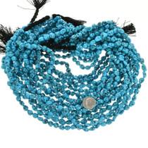 Natural Turquoise Kingman Nugget Beads 31935