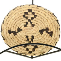 Small Papago Indian Basket Tray 31896