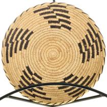 Vintage Papago Indian Basket Bowl 31897