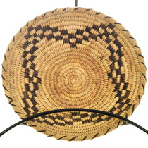 Vintage Papago Indian Basket 31898