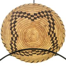 Vintage Papago Indian Basket 31898