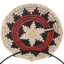 Traditional Navajo Wedding Basket 31899