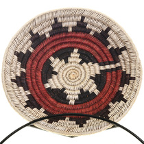 Traditional Navajo Wedding Basket 31899