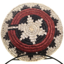 Wedding Basket Design Navajo Weaving 31899