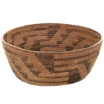 Vintage Pima Basket Bowl 32045