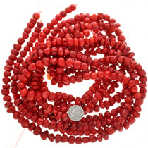 Rounded Red Coral Branches 31945