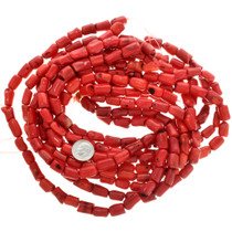Genuine Coral Branch Bead 31947