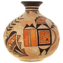 Vintage Native American Pottery Vase 32057