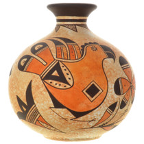 Pueblo Bird Seed Pottery 32057