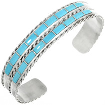 Native American Turquoise Bracelet 32093
