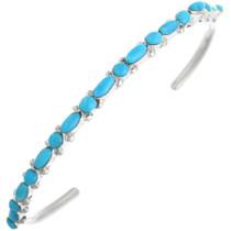 Zuni Turquoise Bracelet 32114