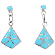 Turquoise Drop Earrings 32145