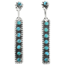 Native American Turquoise Earrings 32146