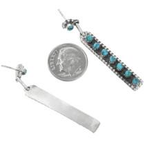 Zuni Turquoise Post Earrings 32146