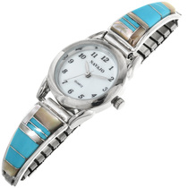 Zuni Turquoise Ladies Watch 32171
