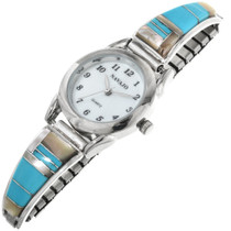 Zuni Turquoise Ladies Watch 32171