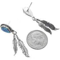 Native American Opal Earrings 32233