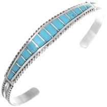 Turquoise Inlay Bracelet 32245