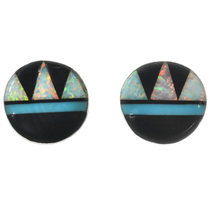 Zuni Opal Earrings 32262