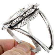 Navajo Hummingbird Inlay Bracelet 32286