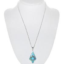 Southwestern Opal Pendant 32334