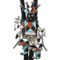 Apache Crown Dancer Bolo Tie 32370