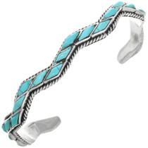 Vintage Zuni Turquoise Bracelet 32372