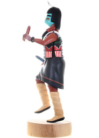 Native American Corn Maiden Kachina 32381