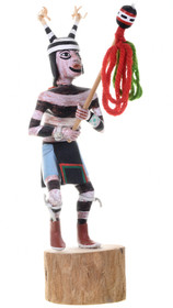 Vintage Hopi Clown Kachina Doll 32382