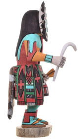 Hand Carved Sunface Kachina Doll 32384