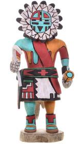 Vintage Hopi Sunface Kachina Doll 32384